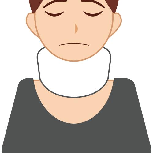 頸椎カラ-